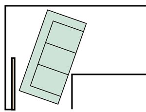 家具搬入チェックポイント 部屋の形状